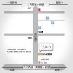 株式会社ISSUN地図