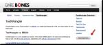 mac版DreamWeaverでのファイル比較なら、Bare Bones Software のフリーソフト「TextWrangler」